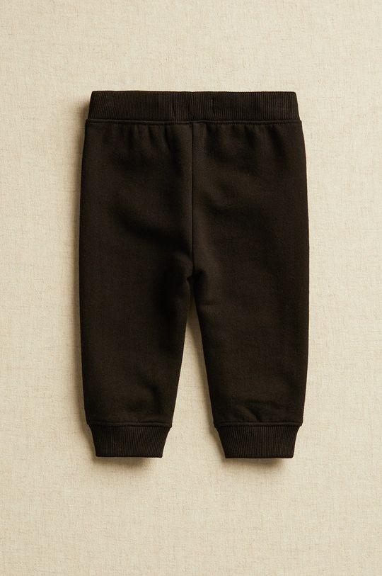 Mango Kids - Detské nohavice Andy 80-104 cm čierna