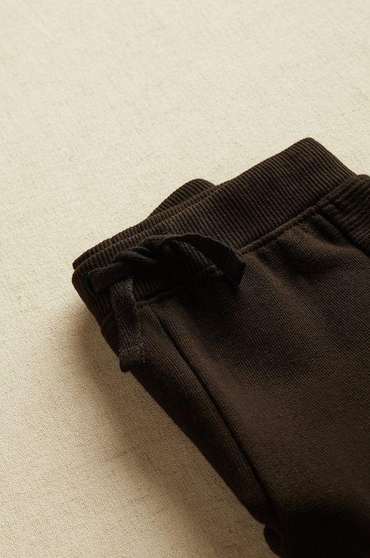Mango Kids - Detské nohavice Andy 80-104 cm  35% Bavlna, 65% Organická bavlna