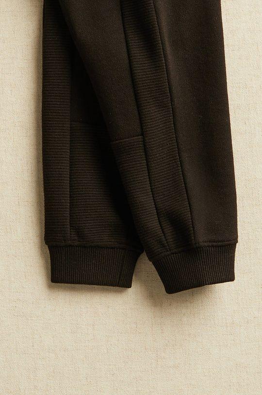 čierna Mango Kids - Detské nohavice Andy 80-104 cm