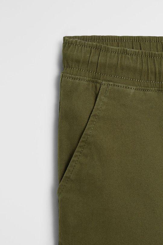 Mango Kids - Дитячі штани Franky 110-164 cm  Основний матеріал: 98% Бавовна, 2% Еластан Підкладка кишені: 100% Бавовна