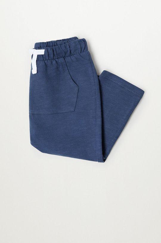 Mango Kids - Дитячі штани June 80-104 cm блакитний