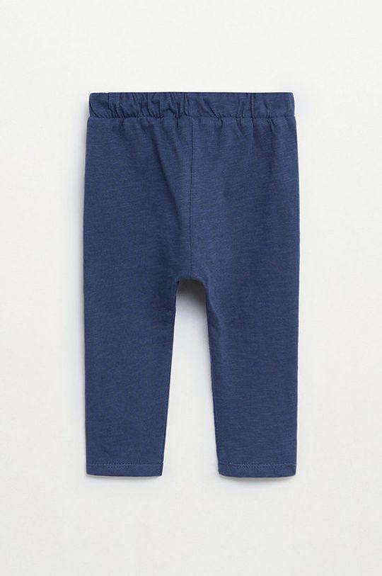 блакитний Mango Kids - Дитячі штани June 80-104 cm