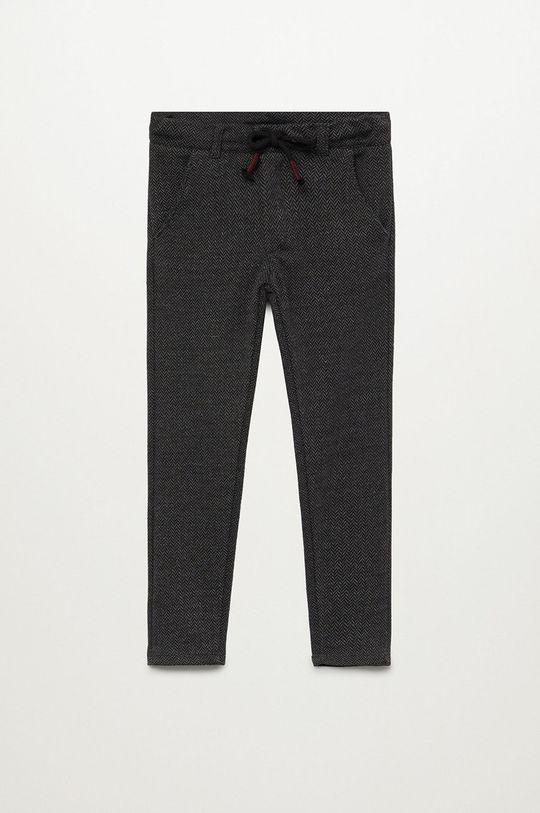 сірий Mango Kids - Дитячі штани Ati 110-164 cm Для хлопчиків
