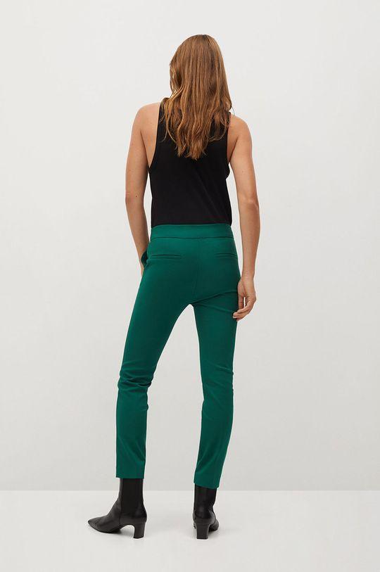 Mango - Kalhoty COFI7  Podšívka: 100% Polyester Hlavní materiál: 54% Bavlna, 3% Elastan, 43% Polyamid