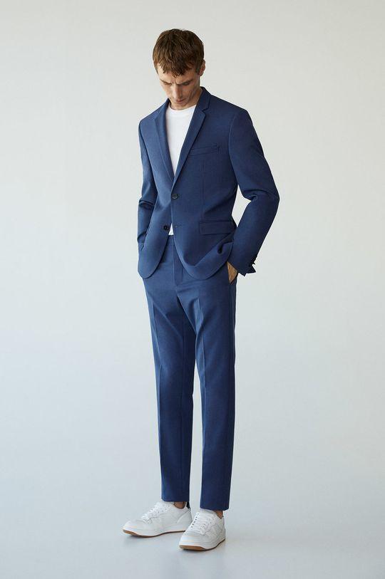 Mango Man - Nohavice Paulo modrá