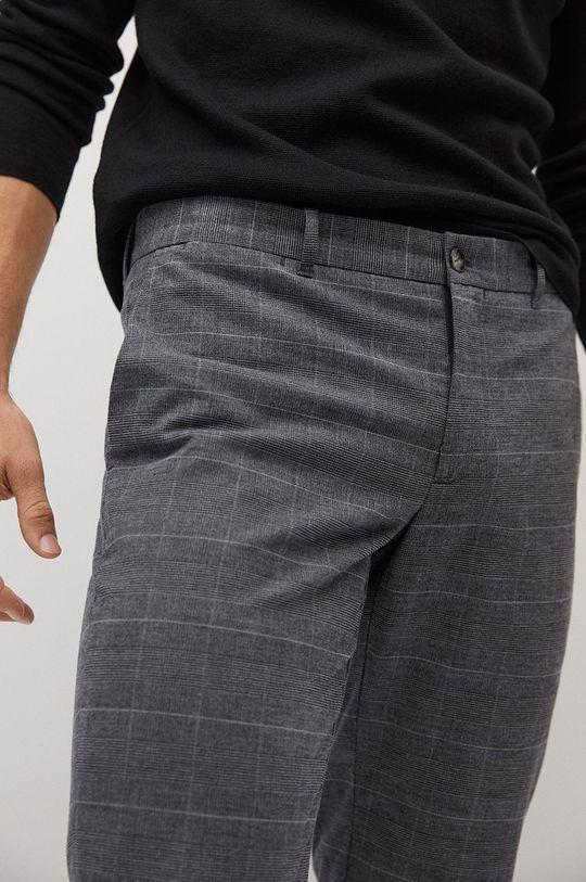 jasny szary Mango Man - Spodnie Brest