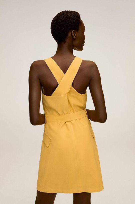 Mango - Сукня Malvi  Підкладка: 100% Бавовна Основний матеріал: 8% Поліестер, 92% Віскоза
