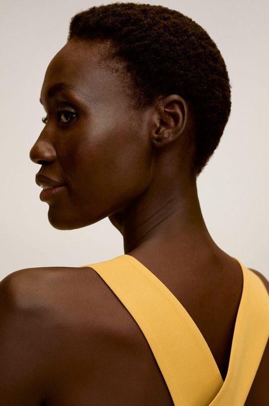 жовтий Mango - Сукня Malvi