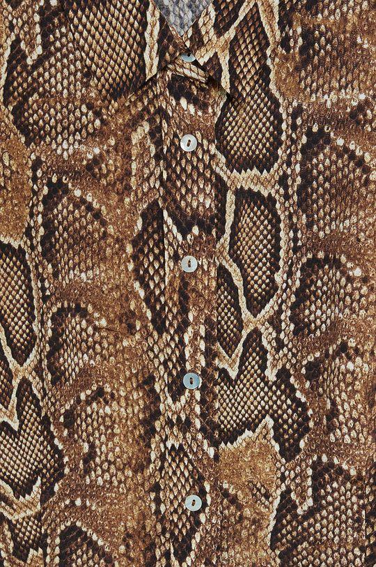 коричневий Mango - Сукня Boa