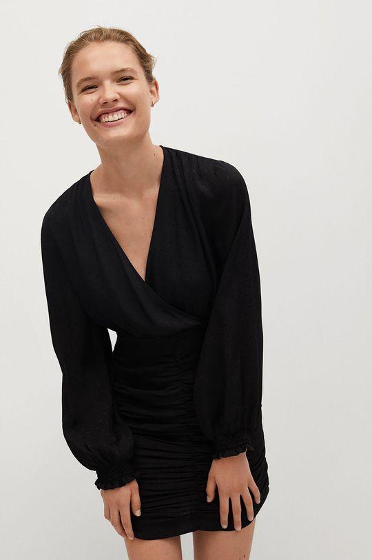 negru Mango - Rochie ATHENEA De femei