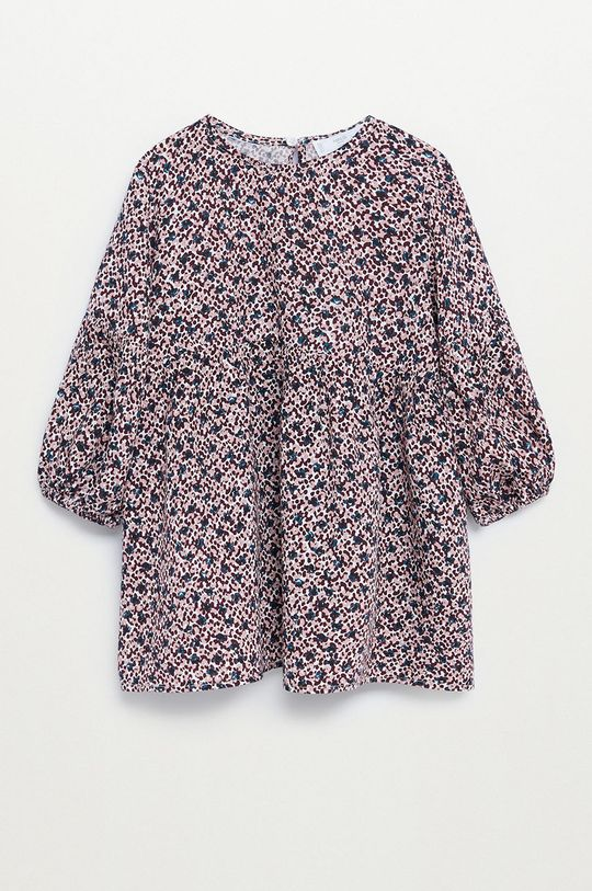 ružová Mango Kids - Dievčenské šaty Doty 80-104 cm Dievčenský