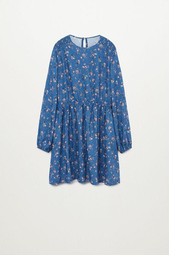 albastru Mango Kids - Rochie fete Jardin 110-164 cm De fete