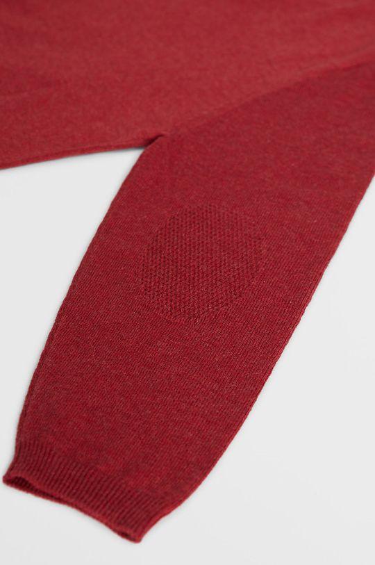 czerwony Mango Kids - Sweter dziecięcy TEN