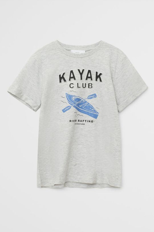 gri Mango Kids - Tricou copii Kayak 110-164 cm De băieți