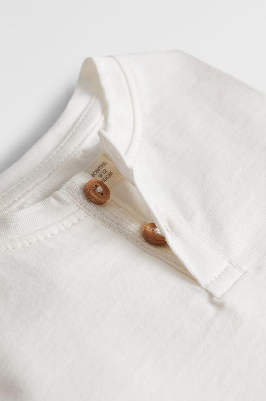 Mango Kids - Detské tričko s dlhým rukávom Duran 80-104 cm  100% Organická bavlna