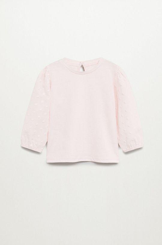 ružová Mango Kids - Detská blúzka Plumel 80-104 cm Dievčenský