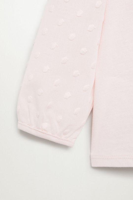 ružová Mango Kids - Detská blúzka Plumel 80-104 cm