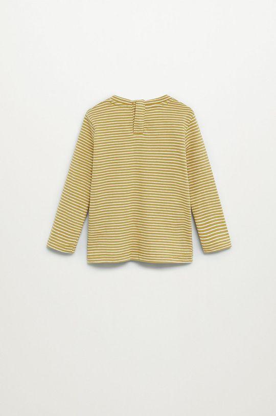 Mango Kids - Detské tričko s dlhým rukávom Cami 80-104 cm  100% Organická bavlna