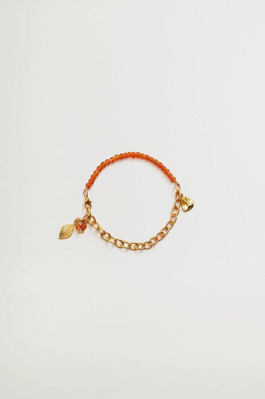 złoty Mango - Bransoletka ALAYOR Damski