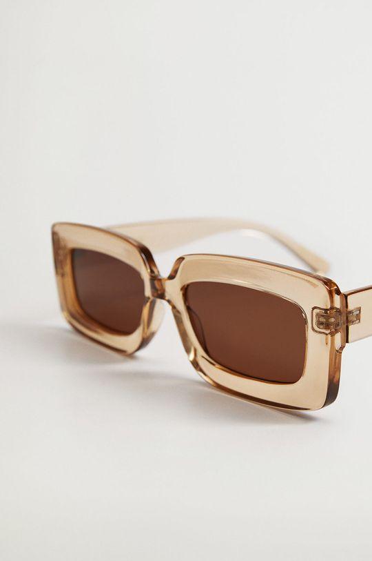 pszeniczny Mango - Okulary przeciwsłoneczne SOPHIE