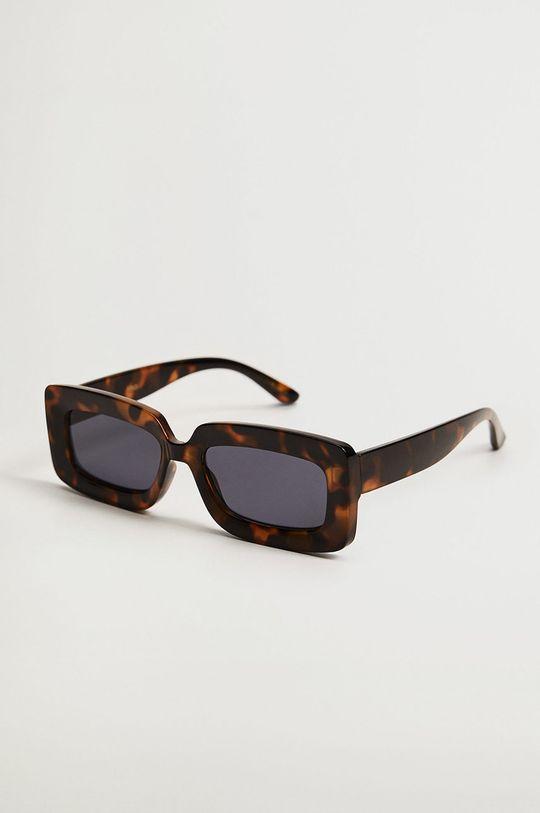 brązowy Mango - Okulary przeciwsłoneczne SOPHIE Damski