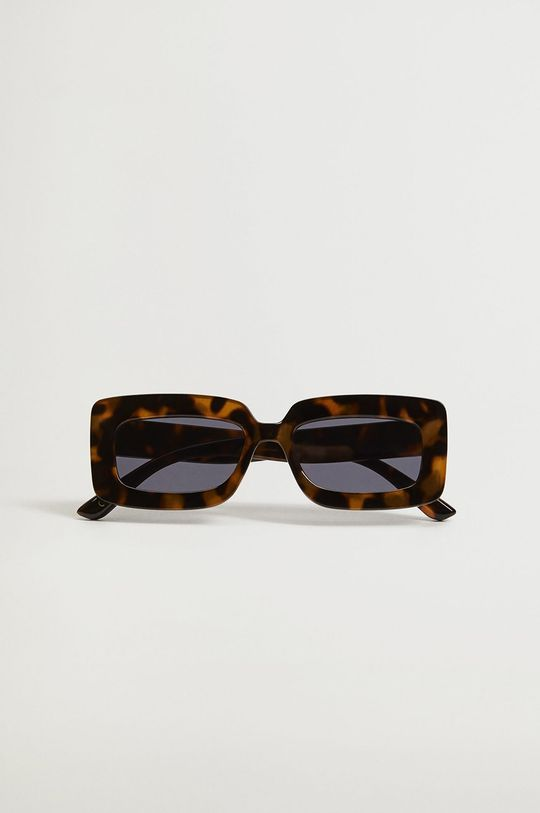 Mango - Okulary przeciwsłoneczne SOPHIE brązowy
