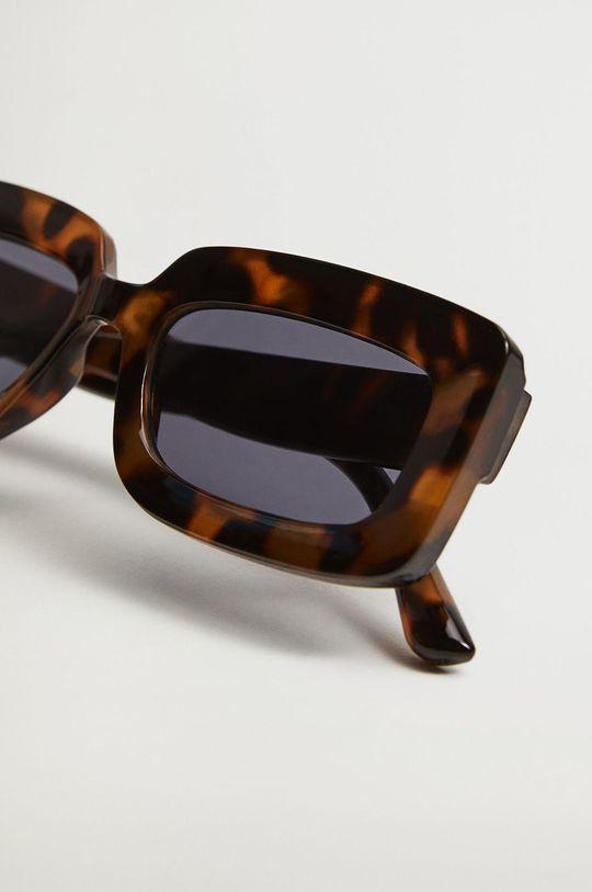 brązowy Mango - Okulary przeciwsłoneczne SOPHIE