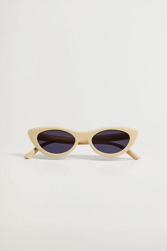 Mango - Sluneční brýle SPICE smetanová
