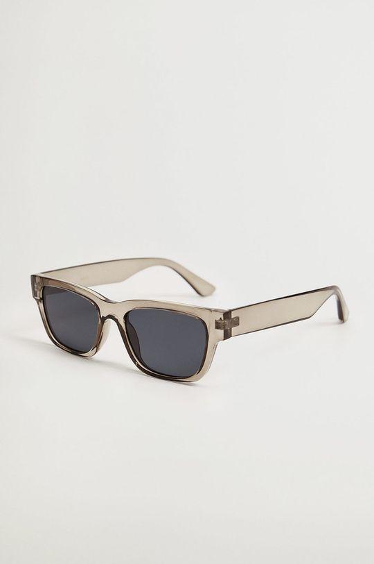 světle šedá Mango - Sluneční brýle Nadia Dámský