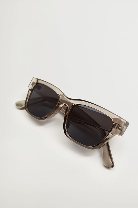 světle šedá Mango - Sluneční brýle Nadia