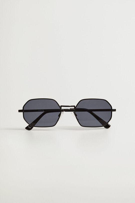 Mango - Sluneční brýle Tess černá