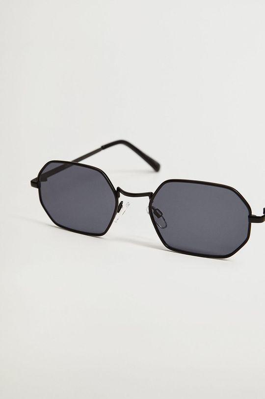 černá Mango - Sluneční brýle Tess