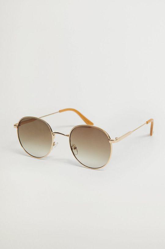 złoty Mango - Okulary przeciwsłoneczne Brooklyn Damski