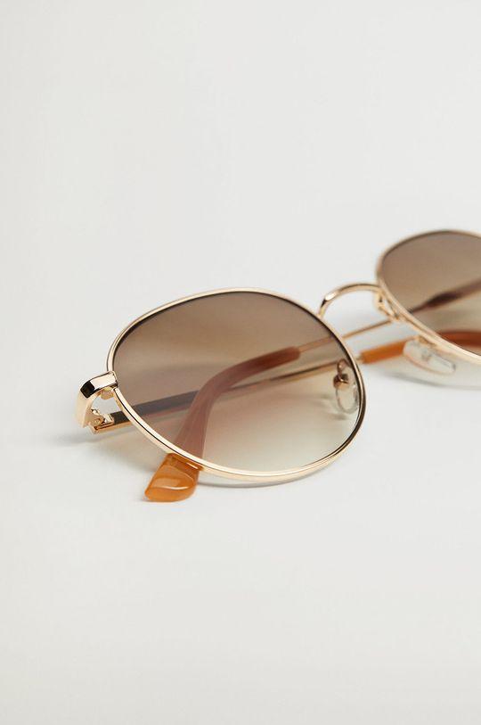 Mango - Okulary przeciwsłoneczne Brooklyn Materiał syntetyczny, Metal