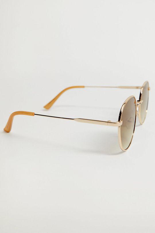 złoty Mango - Okulary przeciwsłoneczne Brooklyn