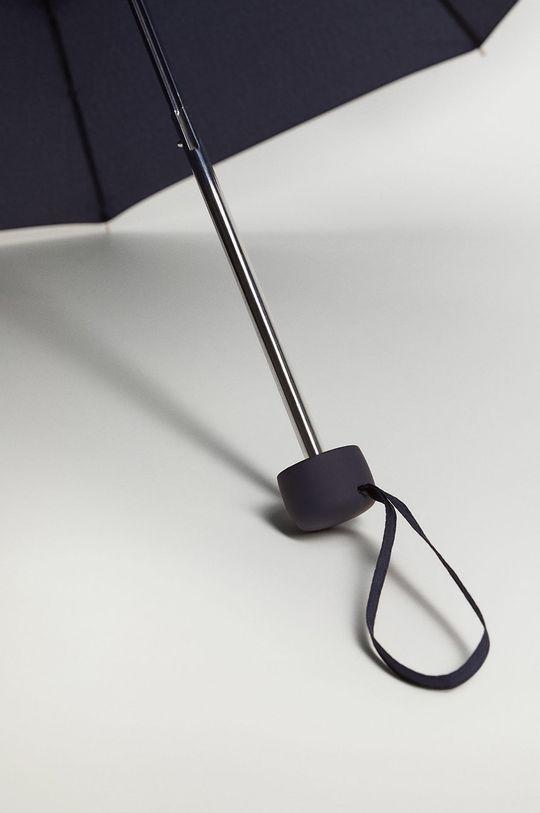 Mango - Deštník Basic  Umělá hmota, Textilní materiál