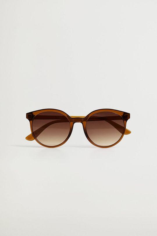 Mango - Sluneční brýle Emma1 jasně oranžová