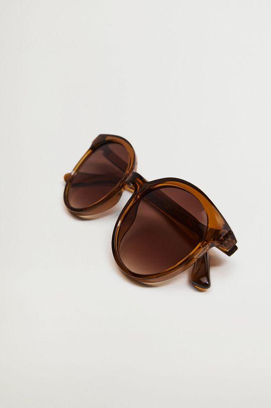 jasně oranžová Mango - Sluneční brýle Emma1