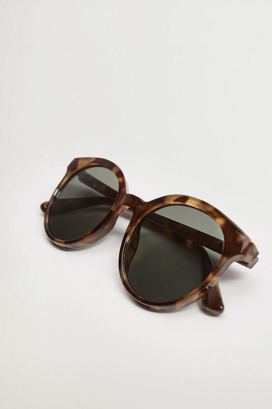 hnědá Mango - Sluneční brýle Emma