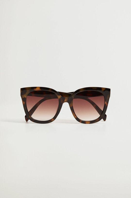 Mango - Sluneční brýle Amelia hnědá