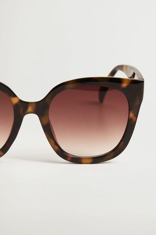 hnědá Mango - Sluneční brýle Amelia