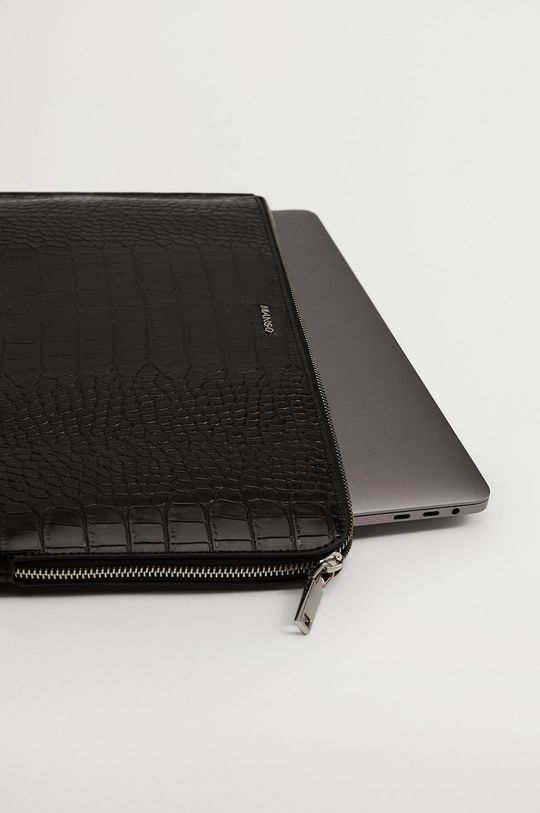 Mango - Obal na notebook Costa černá