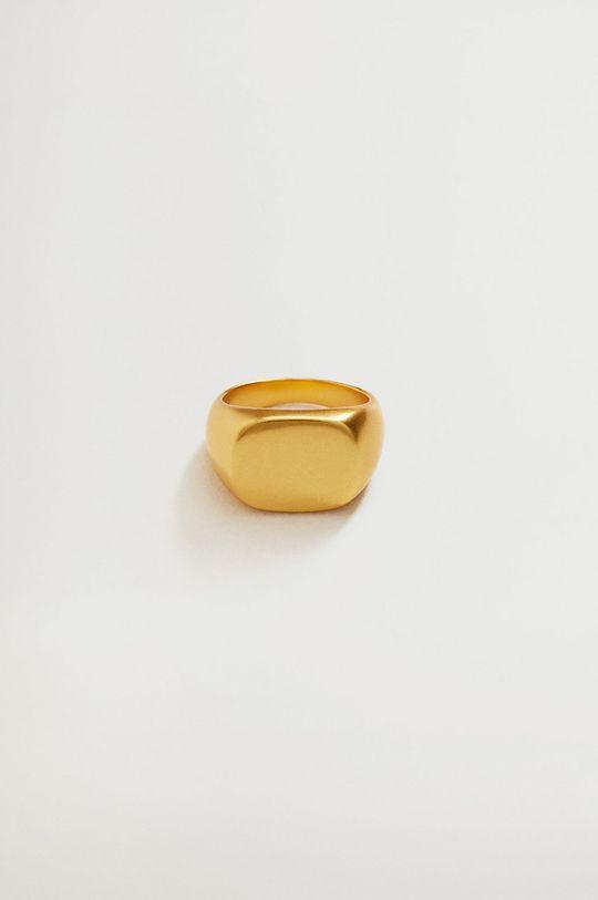 zlatá Mango - Prstýnek Brigida Dámský
