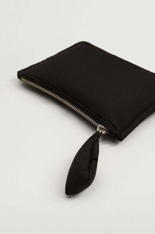 Mango - Kosmetická taška Soft černá
