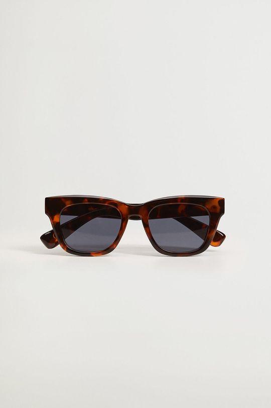Mango - Okulary przeciwsłoneczne Blanca brązowy