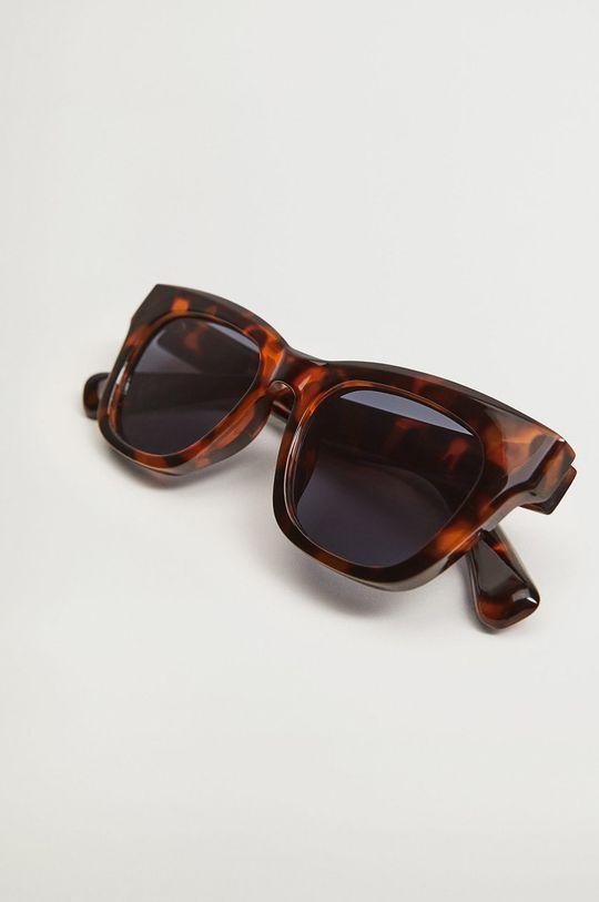 brązowy Mango - Okulary przeciwsłoneczne Blanca