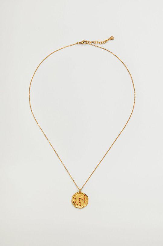 złoty Mango - Biżuteria SCORPIO Damski