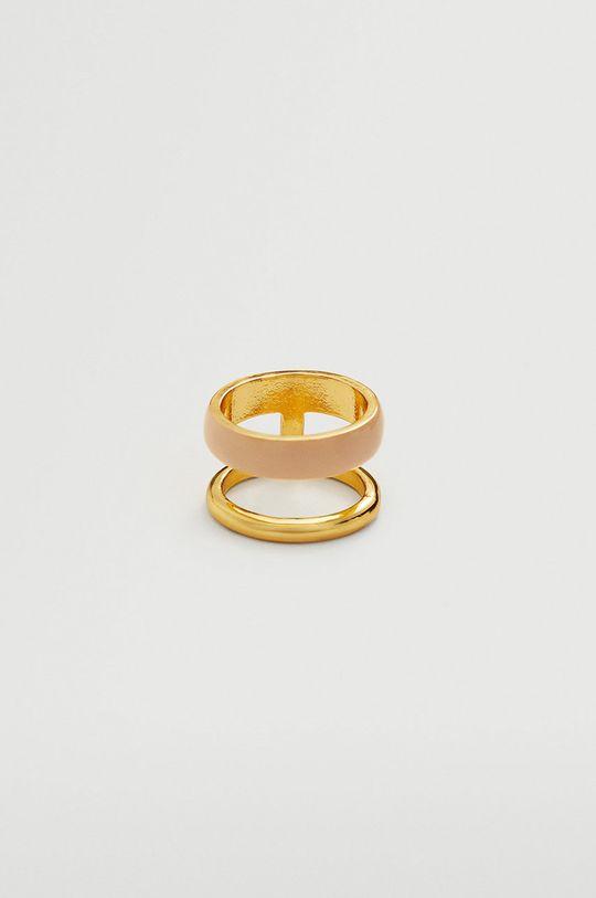 złoty Mango - Pierścionek Cipres Damski