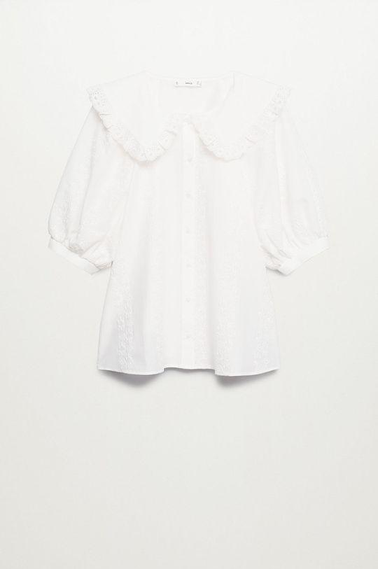 Mango - Koszula bawełniana Glace