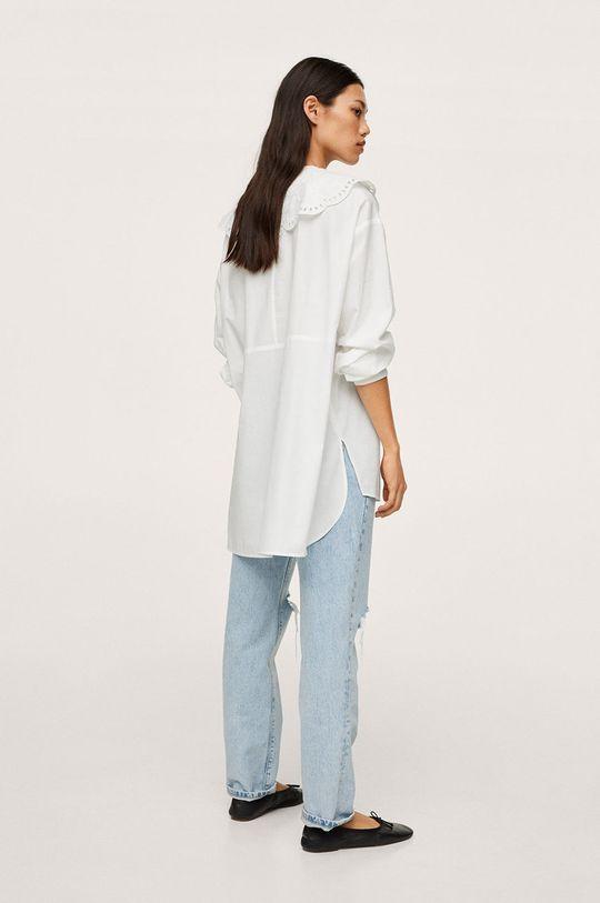 Mango - Koszula bawełniana Best Materiał zasadniczy: 100 % Bawełna, Inne materiały: 100 % Poliester